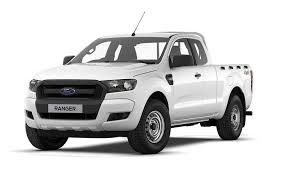 RETURN OF THE RANGER - Ford re-enters the smaller pickup market