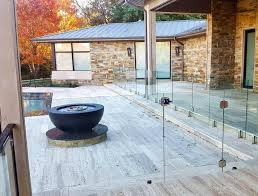 glass pool fence dallas texas