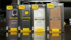 Otterbox Comparison Chart Samsung Galaxy S9 All Otterbox Cases Defender Vs Commuter Vs Symmetry Vs Strada Comparison