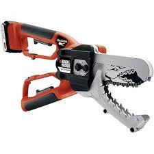 black and decker tools. black \u0026 decker llp120b 20v max cordless lithium-ion alligator lopper (bare tool) and tools