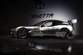 Ginetta Design The Akula Ginetta