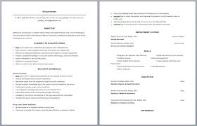 Resume Format For Dentist Freshers Resume Template Easy Http
