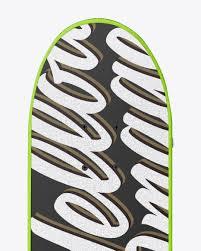 3 skateboard mockup for free | the daily board. Skateboard Mockup In Object Mockups On Yellow Images Object Mockups