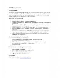 Sales Associate Skills Sales Resume Skills Associate Write A