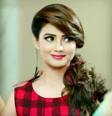 Female Hairstyle Names adaa khan hairstyle name color haircut highlights 4003 by stevesalt.us