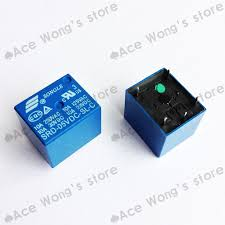 Free Shipping <b>10PCS</b>/<b>lot 5V DC SONGLE</b> Power Relay T73 5V SRD ...