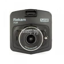 <b>Видеорегистратор Rekam F120</b>