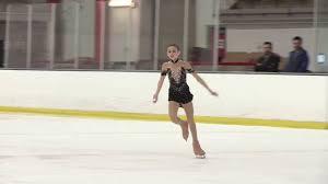 Ava Stephens 2017 Skate St Moritz USFS Intermediate Free Skate -1st Place -  YouTube