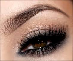 smokey eye makeup for small eyes