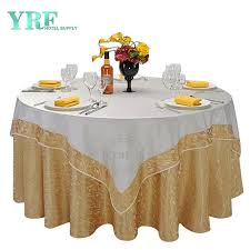 china round tablecloths for wedding round water repellent tablecloths china yellow table cloth party table cloth