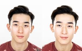 men s natural makeup