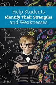 help students identify their strengths and weaknesses help students identify their strengths and weaknesses spirit publishing blog