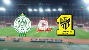 بث مباشر | مشاهدة مباراة الرجاء واتحاد جدة في نهائي البطولة العربية للأندية  على يلا شوت - ميركاتو داي