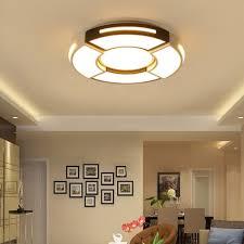 creative round ceiling lamp simple
