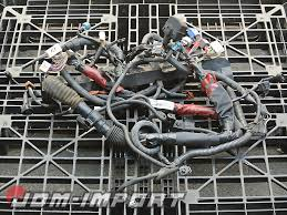 Toyota 1JZ-GTE VVTi engine harness for sale