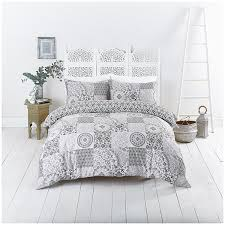 sainsbury s home moroccan luxe patchwork printed bed linen
