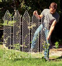 ... divider in which plants can grow on, perfect for establishing private  spaces indoors and out. Place several in a row and you have one unique fence .