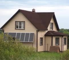 Современные солнечные батареи для дом