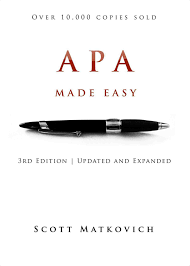 Apa Made Easy Ebook By Scott Matkovich Rakuten Kobo