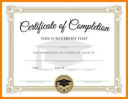 9 Graduation Certificate Sample Management On Call