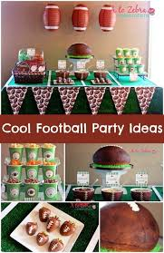 Super Bowl Party Decorating Ideas 60 Amazing Super Bowl Party Decorating Ideas for 2060 Super bowl 3