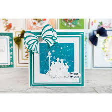 57 Best Sapphire™ Machine Images On Pinterest  Die Cutting Create And Craft Christmas