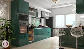 Open kitchen designs Flats Open Kitchen India Are Open Kitchens Good For Indian Homes