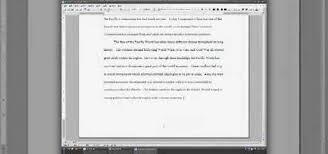 how to make an school essay look longer acirc humanities wonderhowto