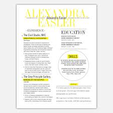 Modern Resume Formats For Vicep Residents Fab Com 3 Page Resume Service Blogs Reads Smarts