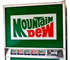 Vending Machine Labels Stunning 48 Mountain Dew Vending Machine Mtn Dew Kid