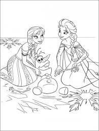 Small Picture 15 Free Disney Frozen Coloring Pages Craft Girls and Stuffing