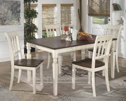 rectangle kitchen table set. Ashley D583 Whitesburg Rectangular Table Set Rectangle Kitchen R