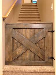 gates for dogs inside the house custom barn door baby dog gate from pink moose looks gates for dogs