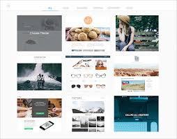 Weebly Website Templates Magnificent Wix Vs Weebly Vs Squarespace The Best Website Builder 48
