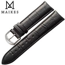 Detail Feedback Questions about <b>MAIKES</b> Genuine Leather Watch ...