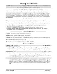 Cisco Voice Engineer Sample Resume