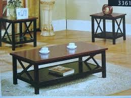 dark cherry coffee table set cherry wood coffee table set cherry wood coffee and end tables