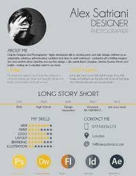 Design Resume Stunning 28 Resume Design Principles That Will Get You Hired 28designs