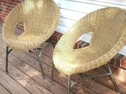 round wicker chair outdoor rattan patio chairs full size of home wicker round chairs outdoor furniture