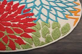 nourison aloha indoor outdoor area rug contemporary outdoor rugs by nourison