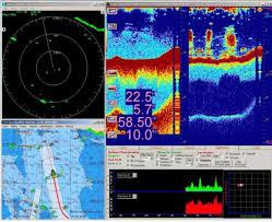 Navigation Chart Plotter Gps Chart Plotter With Moving Maps For Marine Navigation