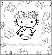 Hello Kids Coloring Pages Running Downcom