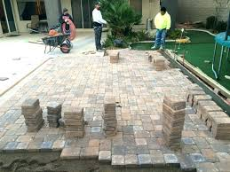 patio pavers lowes. Simple Pavers Concrete Driveway Patio Installation 16x16 Pavers Lowes For Sale Intended Patio Pavers Lowes T