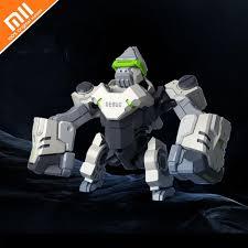 Xiaomi mijia 52Toys <b>Deformation Toy Beast Series</b> Program Ape ...