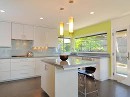 contemporary kitchen colors. Kitchen Paint Color Schemes And Techniques HGTV Pictures Modern Cabinets Gray Contemporary Colors S