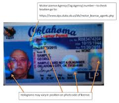 Found Of License Safety Department Oklahoma Public Driver Error On - Some