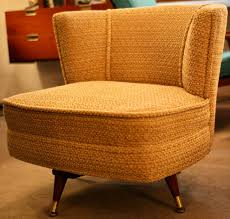 image of modern swivel chair material