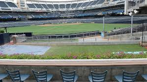 Petco Park Seating Chart Field Box Group Spaces At Petco Park San Diego Padres