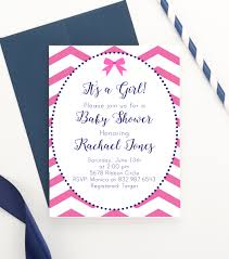 Polka Dot Invitations Bow And Polka Dot Baby Shower Invitations Cute Baby Shower Invites