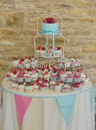 564 best wedding cake and cupcakes images on pinterest wedding Wedding Cupcakes Kent Uk turquoise and pink wedding cupcake tower Kent United Kingdom Map